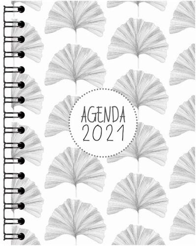 Agenda 2021 (Hardcover Wire-O)