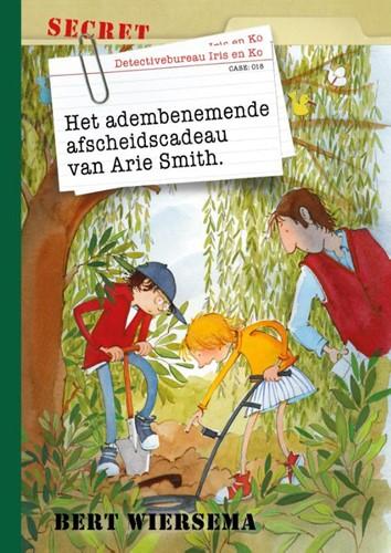 Het adembenemende afscheidscadeau van Arie Smith (Hardcover)