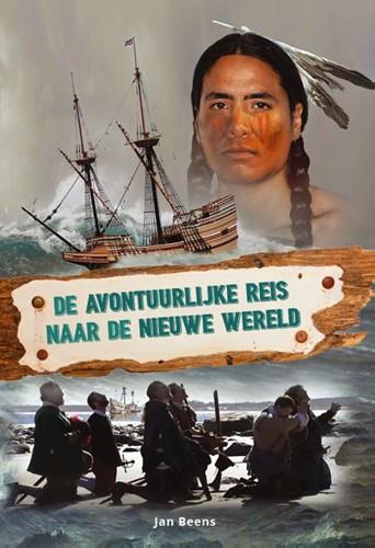 De avontuurlijke reis van de Mayflower (Paperback)