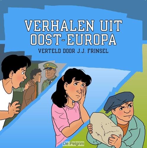 Verhalen uit Oost - Europa (CD)