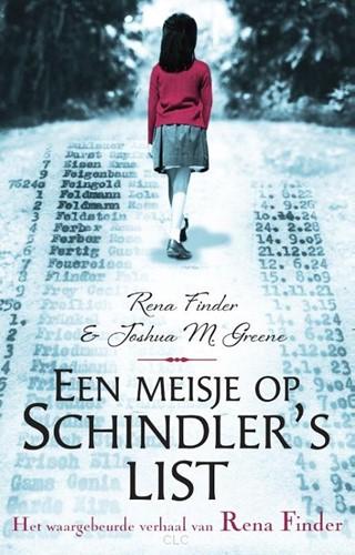 Een meisje op Schindler's list. (Hardcover)
