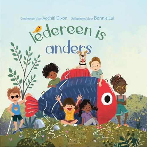 Iedereen is anders (Hardcover)