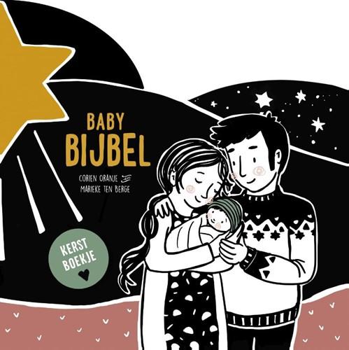 Babybijbel Kerst (Kartonboek)