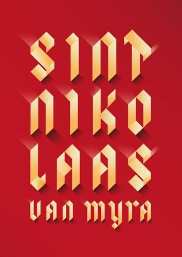 Sint Nikolaas van Myra (Hardcover)
