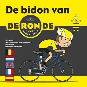 De bidon van de Ronde van Vlaanderen (Kartonboek)