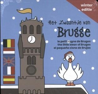 Het zwaantje van Brugge (Kartonboek)