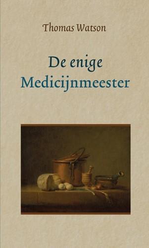 De enige Medicijnmeester (Hardcover)