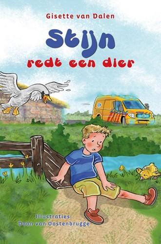 Stijn redt een dier (Hardcover)