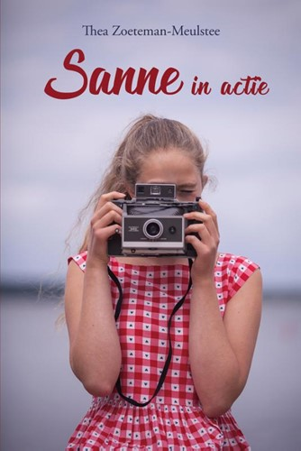 Sanne in actie (Hardcover)