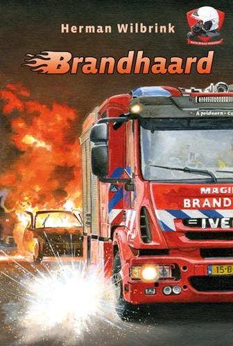 Brandhaard (Hardcover)