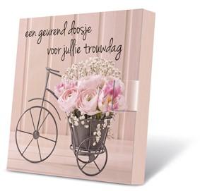 Geurdoosje: Een geurend doosje voor ons huwelijk (Cadeauproducten)