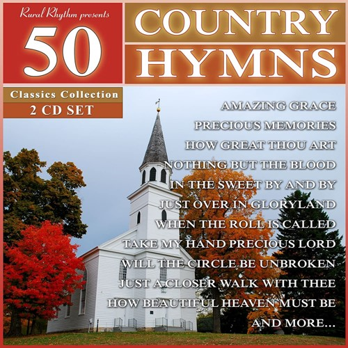 50 Country Hymns - Classics Coll. (CD)
