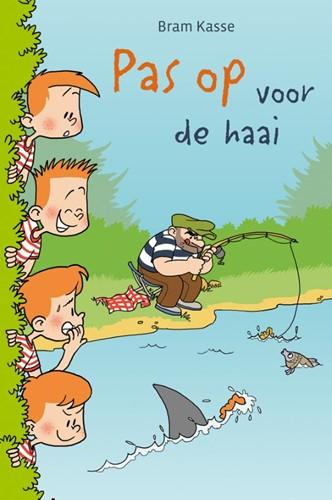 Pas op voor de haai (Hardcover)