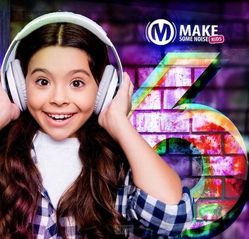 Make some noise kids 6 (CD)