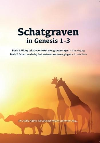 Schatgraven in Genesis 1-3 (Paperback)
