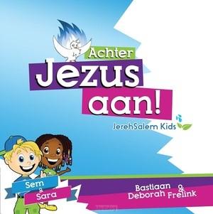 Achter Jezus aan (CD)