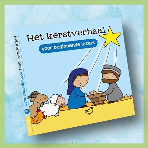 Het kerstverhaal voor beginnende lezers (Hardcover)