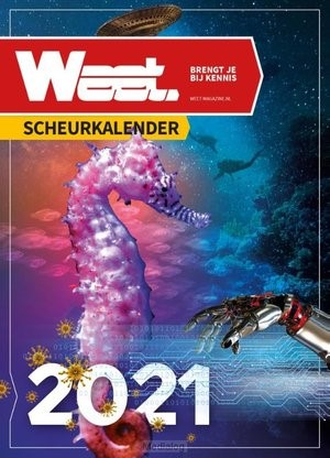 Weet Scheurkalender 2021 (Paperback)