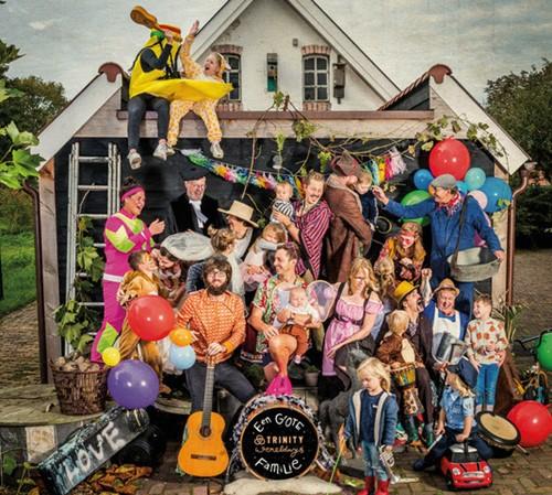 Een Grote Familie (CD)