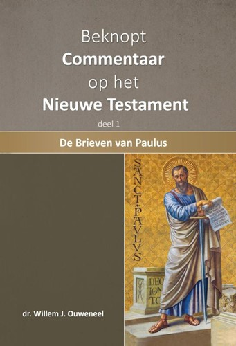 Beknopte commentaar op het Nieuwe Testament (Deel 1) (Hardcover)