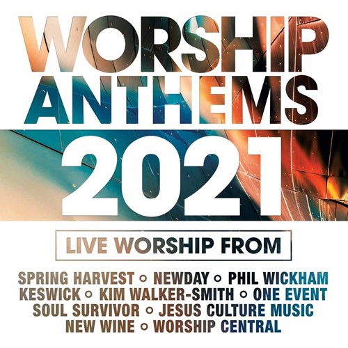 Worship Anthems 2021 (2CD) (CD)
