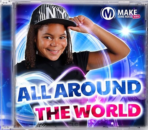 All around the world (CD)
