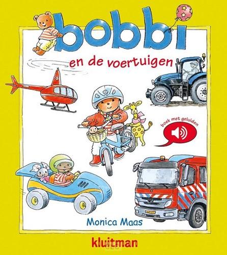 Bobbi en de voertuigen (Hardcover)
