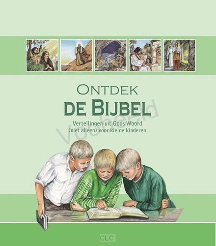 Ontdek de Bijbel! (Hardcover)