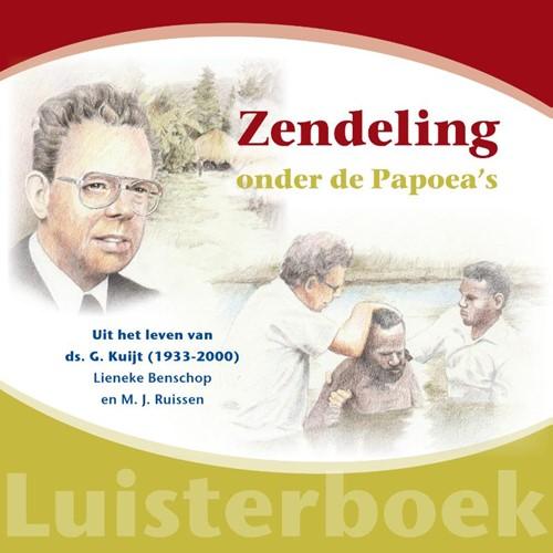 Zendeling onder de Papoea's (CD)