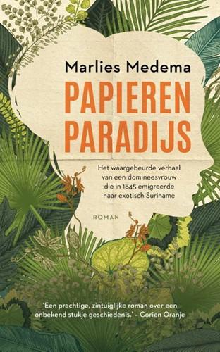 Papieren paradijs (Paperback)