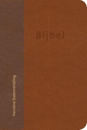 Huisbijbel (HSV) - vivella met goudsnee en duimgrepen (Hardcover)
