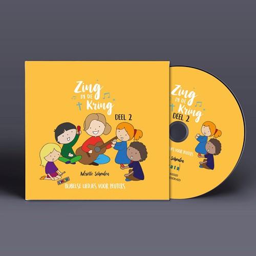 Zing In De Kring (Deel 2) (CD)