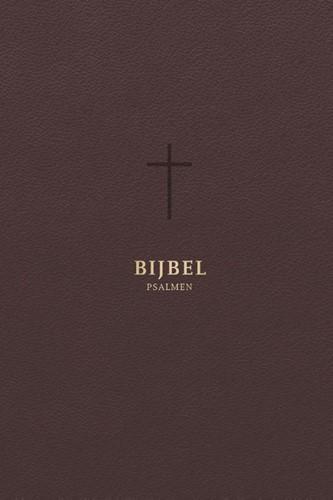 Bijbel (HSV) met psalmen - met goudsnee (Hardcover)