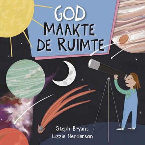 God maakte de ruimte (Hardcover)