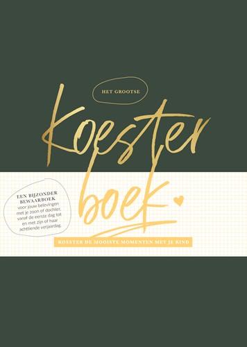 Het Grootse Koesterboek (Hardcover)