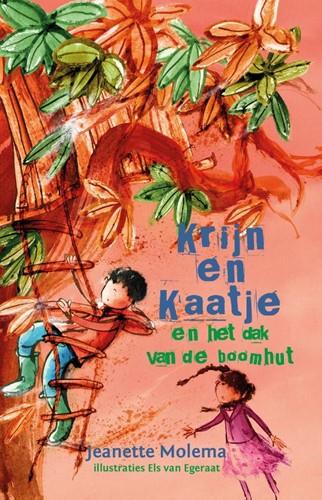 Krijn en Kaatje en het dak van de boomhut (Hardcover)