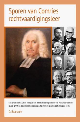 Sporen van Comries rechtvaardigingsleer (Hardcover)