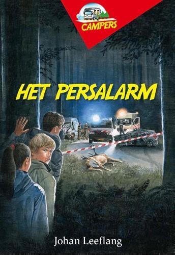 Het persalarm (Hardcover)