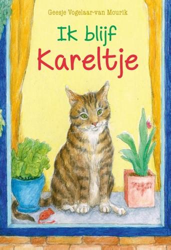 Ik blijf Kareltje (Hardcover)