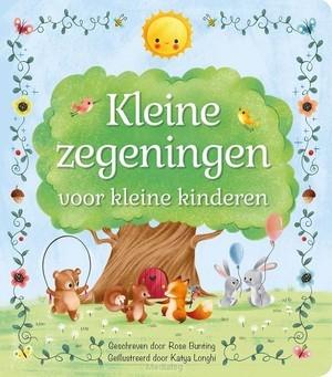 Kleine zegeningen voor kleine kinderen (Kartonboek)
