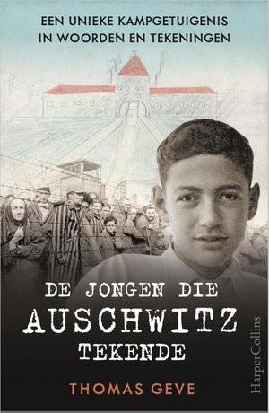 De jongen die Auschwitz tekende (Paperback)