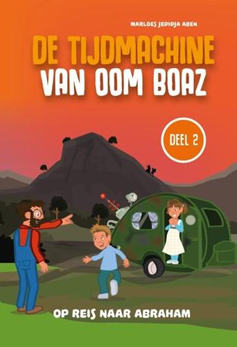 De tijdmachine van oom Boaz (deel 2) (Hardcover)