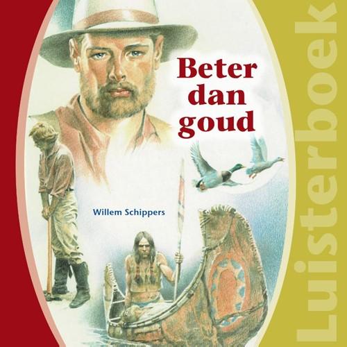 Luisterboek Beter dan goud (Audio op MP3-speler)