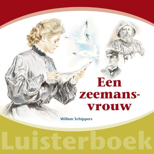 Luisterboek De Zeemansvrouw (Audio op MP3-speler)