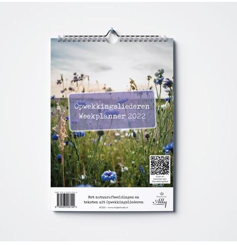 Weekplanner 2022 Opwekking (Kalender)