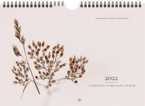 Essencio Familieplanner 2022 (Kalender)