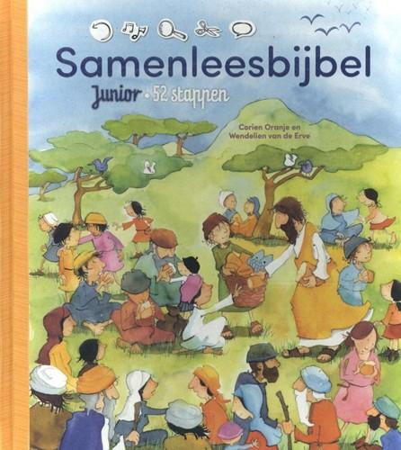 Samenleesbijbel Junior 52 stappen (Hardcover)