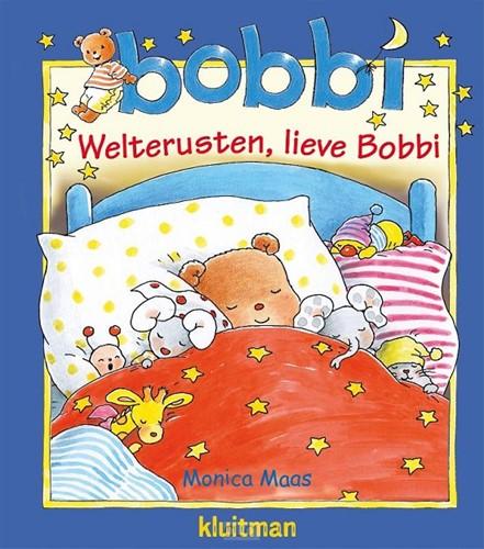 Welterusten, lieve Bobbi (Hardcover)