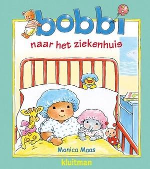 Bobbi naar het ziekenhuis (Hardcover)
