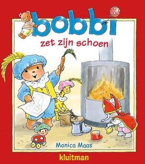 Bobbi zet zijn schoen (Hardcover)